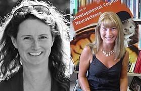 Associate Professor Karen Waldie and senior lecturer Dr Elizabeth Peterson, Department of Psychology homepage tile